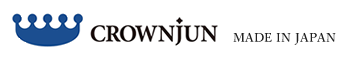 crownjun made in japan logo